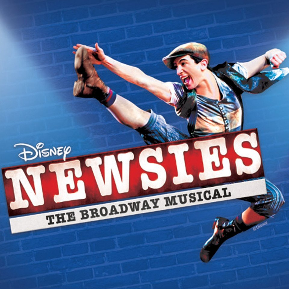 Newsies The Broadway Musical